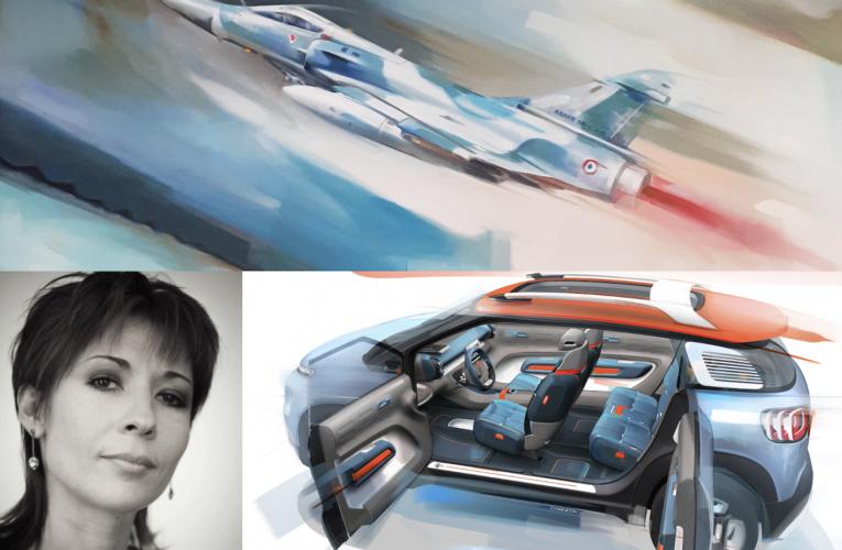Céline Manetta, designer Citroën : les ailes de la passion