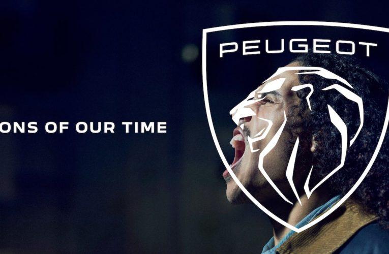 Nouveau logo Peugeot : de la e-Legend à la prochaine 308