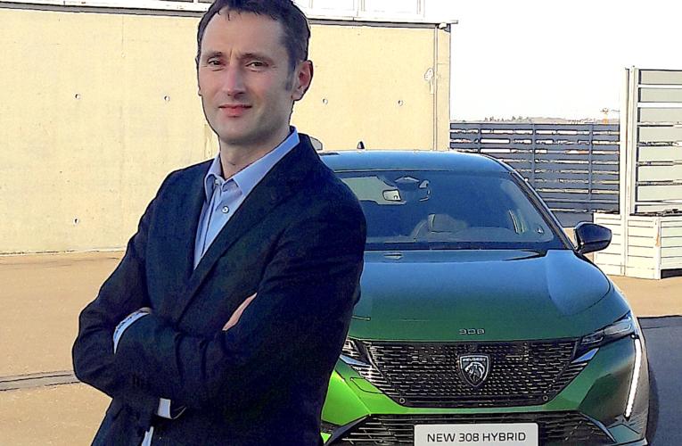 INÉDIT : Décryptage du style de la nouvelle Peugeot 308 avec Pierre-Paul Mattei