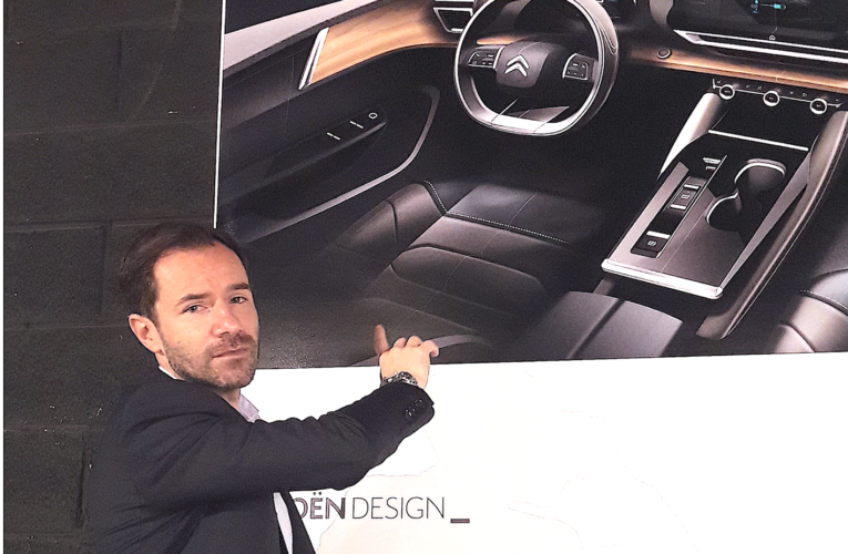 New Citroën C5 X: a view from the head of interior design