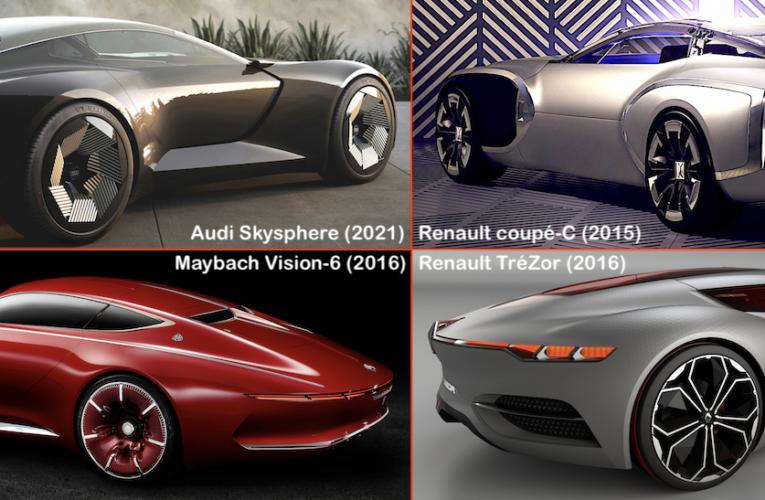 Audi Skysphere : quoi de neuf docteur?
