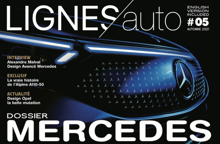 LIGNES/auto#05 est disponible à la commande    LIGNES/auto#05 is available to order